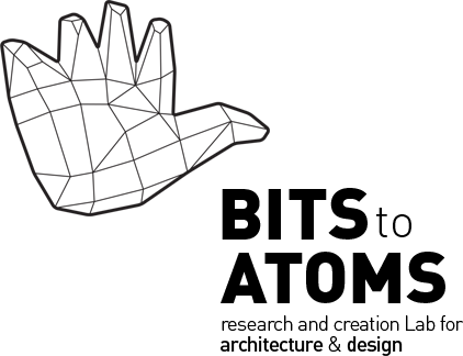 Bits To Atoms Logo